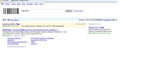 download free avg antivirus software for windows 7