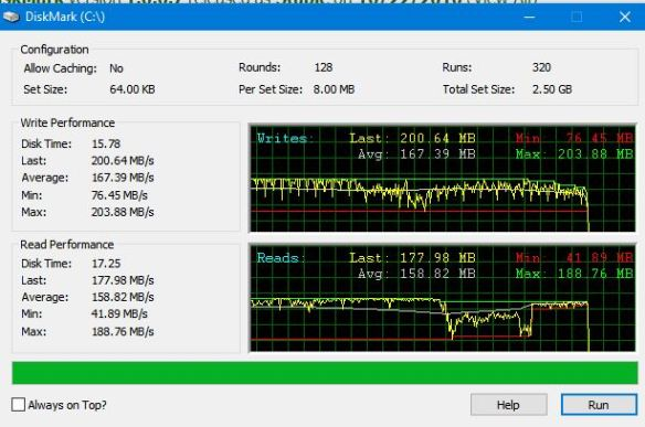 Test Your Hard Drive Speed With Windows 7's Device Manager