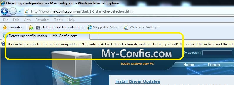 how to detect drivers for my computer