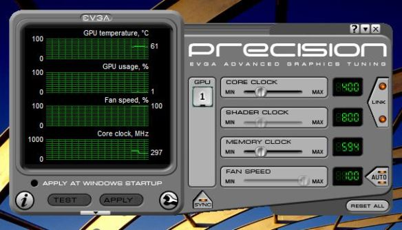 Overclock your Nvidia Video Card with ease | TCAT