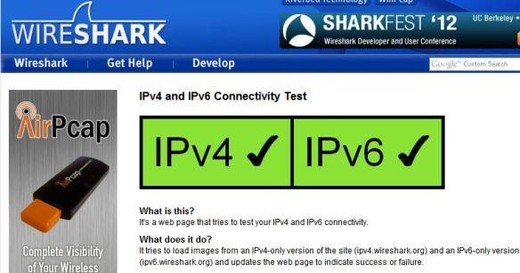 Testing IPv6 Teredo – A comprehensive list | TCAT
