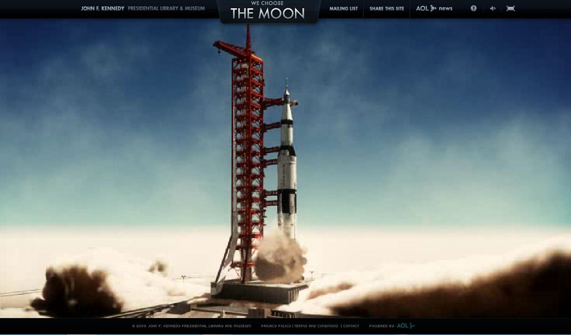 Image result for We Choose The Moon