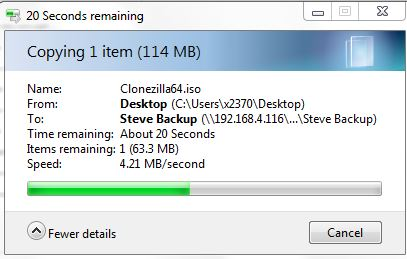 Slow network transfer speed in Windows 7 or in Windows Server 2008