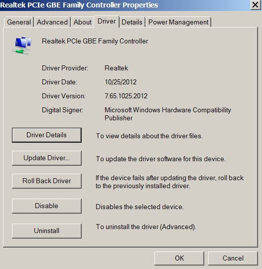 descargar realtek pcie gbe family controller windows 7