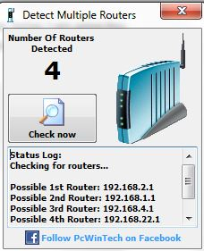 Four Routers