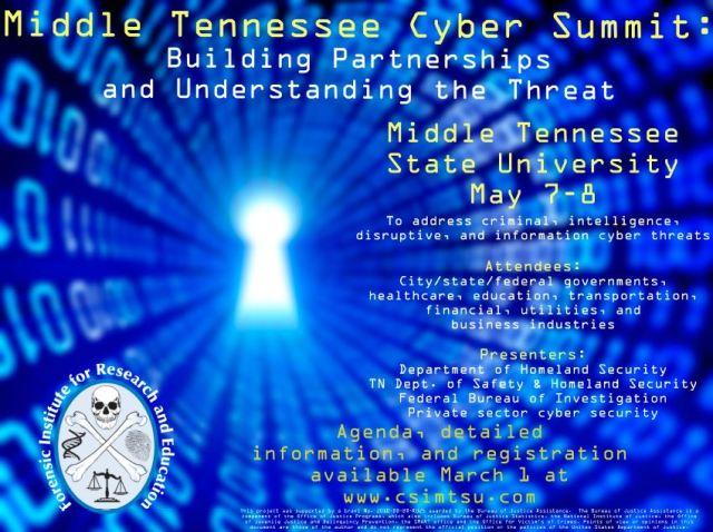 MTSU Cyber Summit