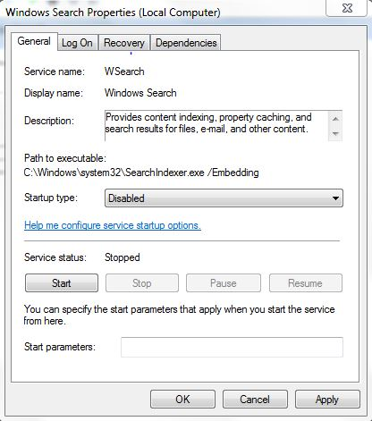 Windows Search