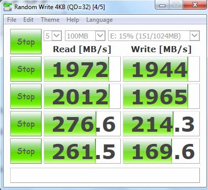 5 - Ram disk