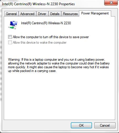 network power device manager