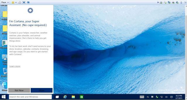 9926 Build with Cortana