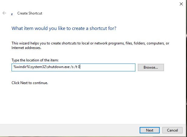 2 Complete Shortcut