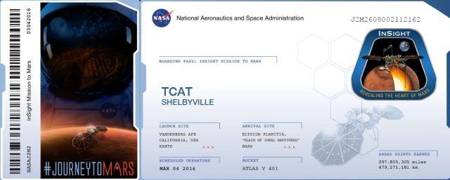 TCAT Shelbyville Mars