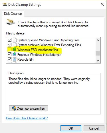 Advanced Windows Cleanup using cleanmgr /sageset:50 and ...