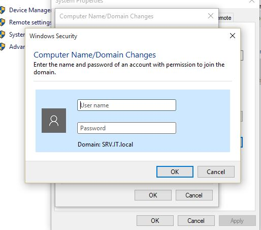 Joining A Windows Domain Server 2012 And Windows 10 Introduction
