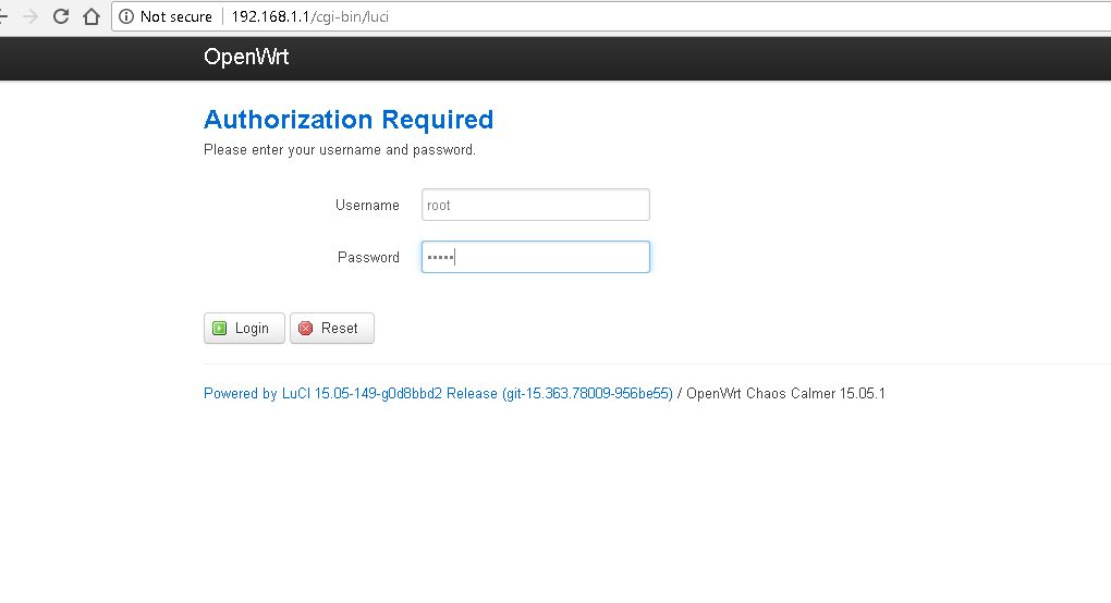how to get openwrt on a rosewill rnx